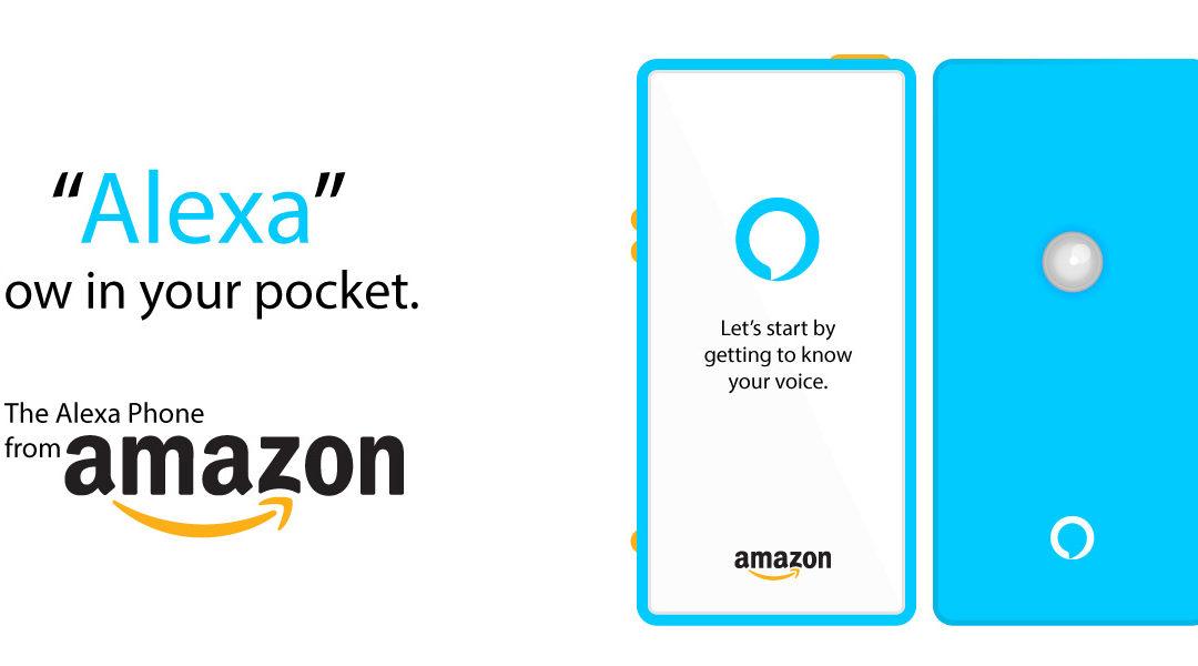 The Alexa Phone